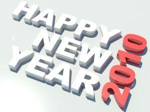 happy new year 2k10